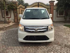 Suzuki Wagon R Stingray T 2015 for Sale in Lahore