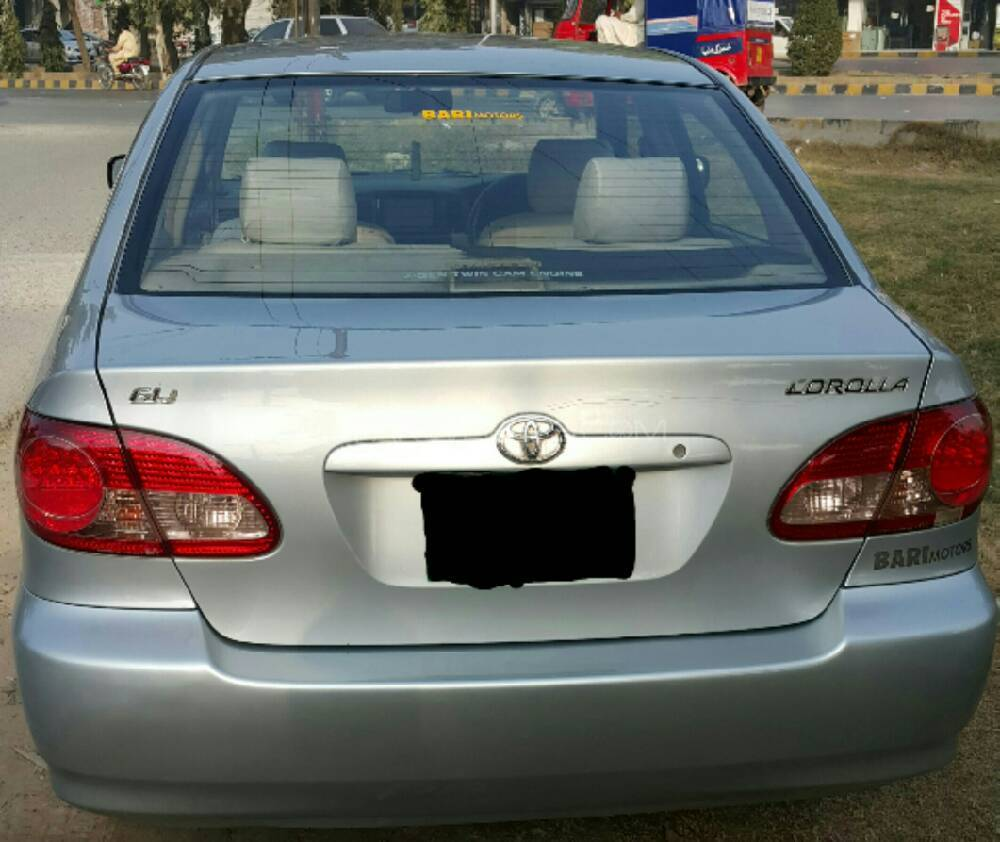 Toyota Corolla GLi 1.3 2006 For Sale In Lahore
