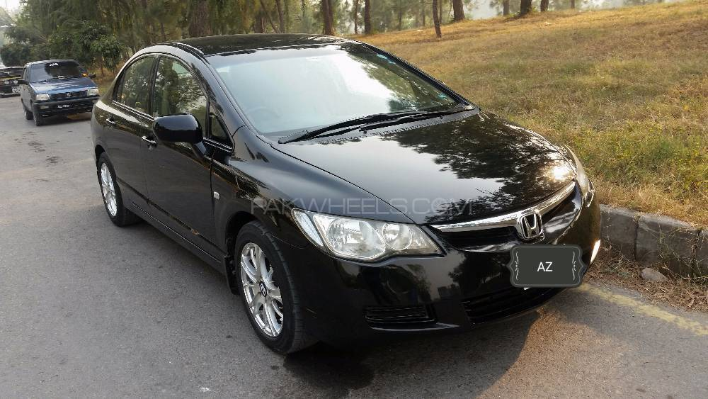 honda civic vti 1 8 i vtec 2010 for sale in islamabad pakwheels. Black Bedroom Furniture Sets. Home Design Ideas