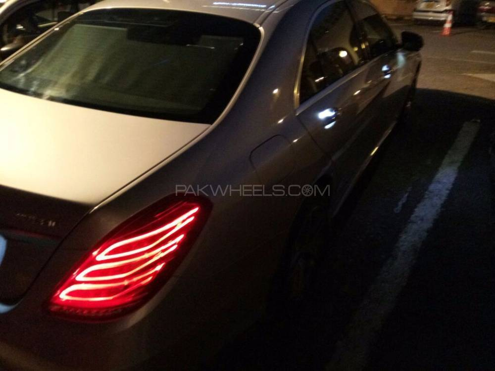 Mercedes Benz S Class S400 Hybrid 2014 Image-1