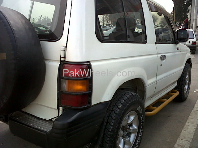 mitsubishi pajero 1994 for sale in islamabad pakwheels. Black Bedroom Furniture Sets. Home Design Ideas