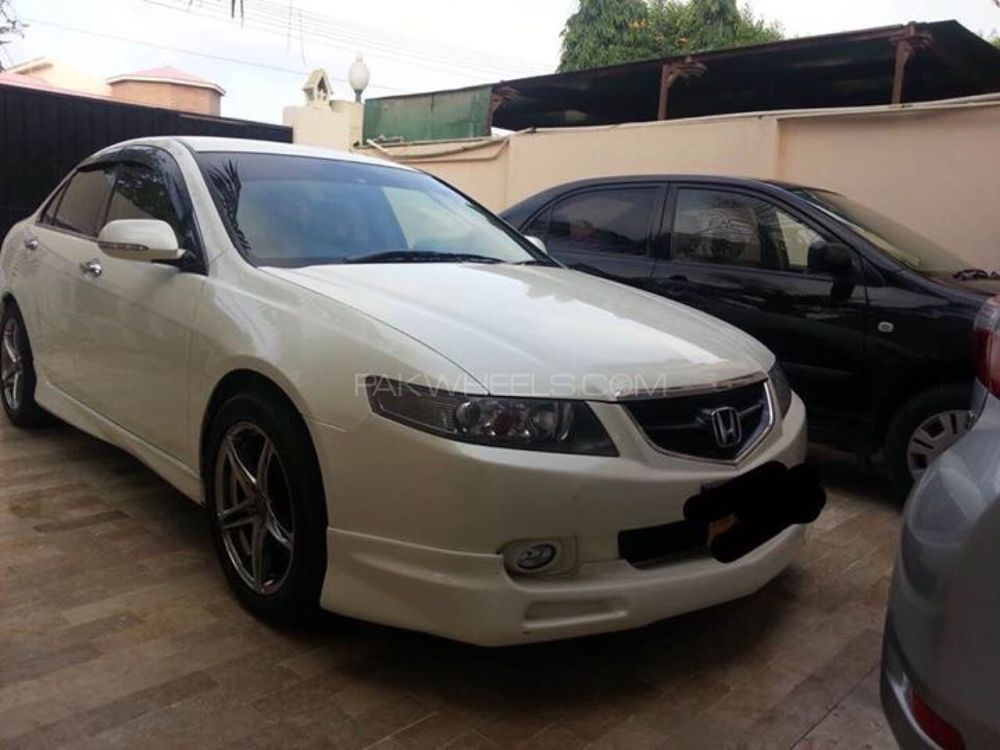 Honda Accord CL9 2005 Image-1
