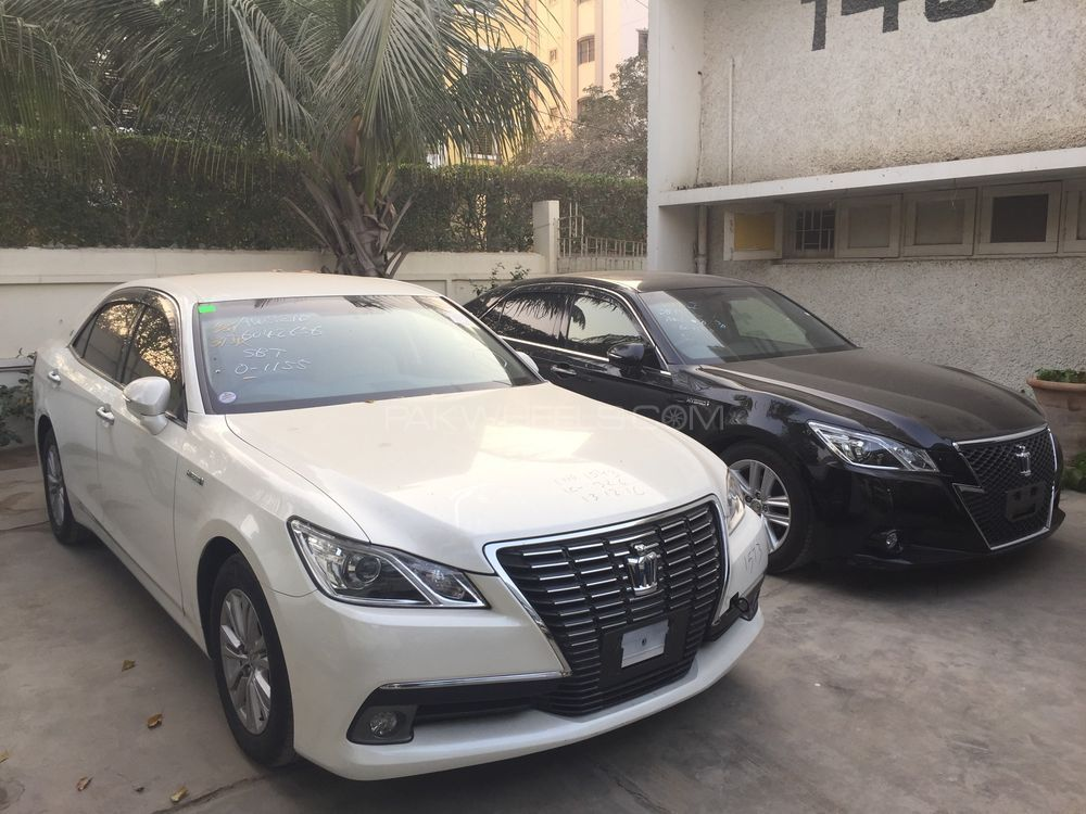 Used Toyota Crown Cars Find Toyota Crown Cars For Sale
