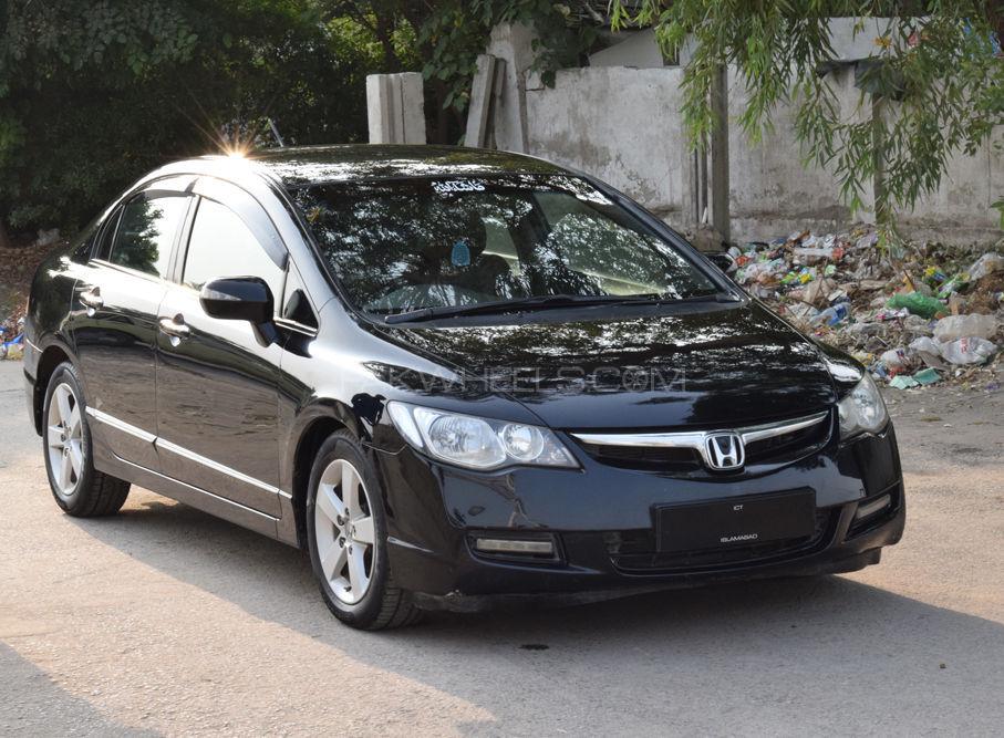 Honda Civic Hybrid MXST 2008 Image-1