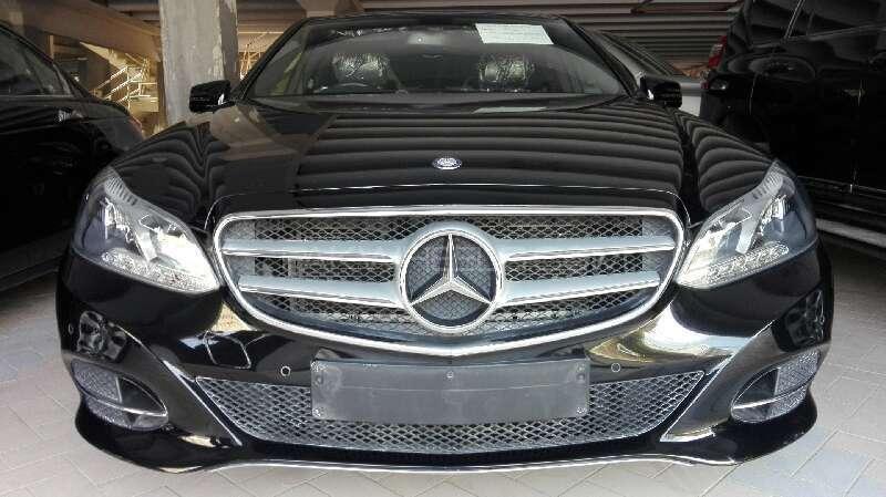 Mercedes Benz E Class E200 2014 Image-1