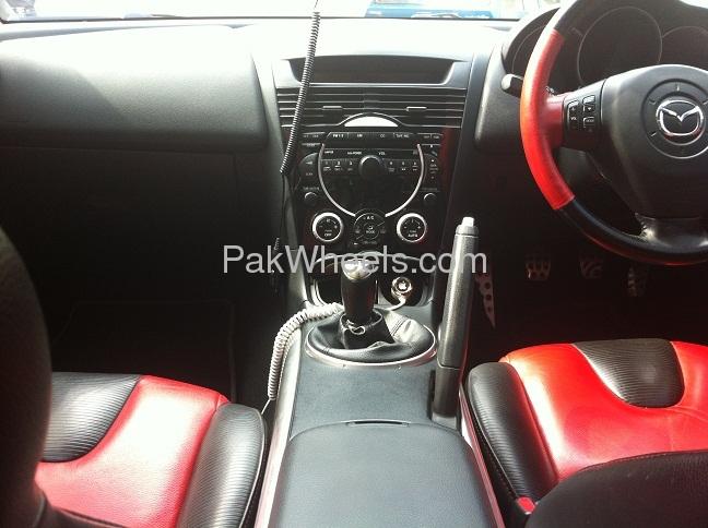 Mazda RX8 Type S 2003 Image-4