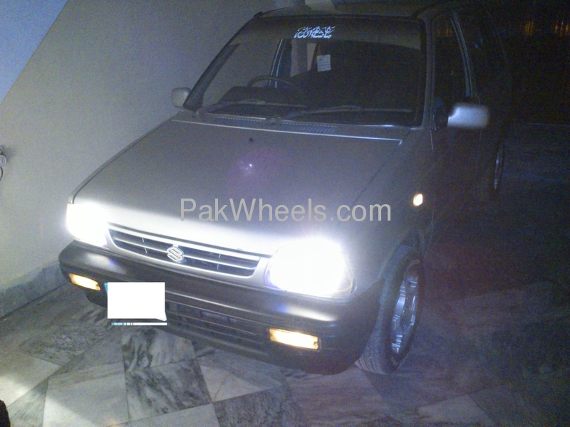 Suzuki Mehran VX (CNG) 2004 Image-6