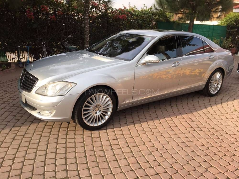 mercedes benz s class s350 2007 for sale in islamabad