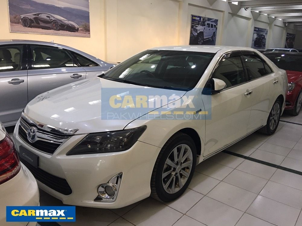 toyota camry hybrid 2014 for sale in lahore pakwheels. Black Bedroom Furniture Sets. Home Design Ideas