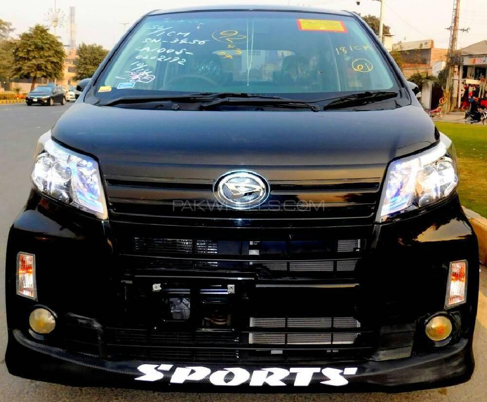 Daihatsu Move Custom X SA 2013 Image-1