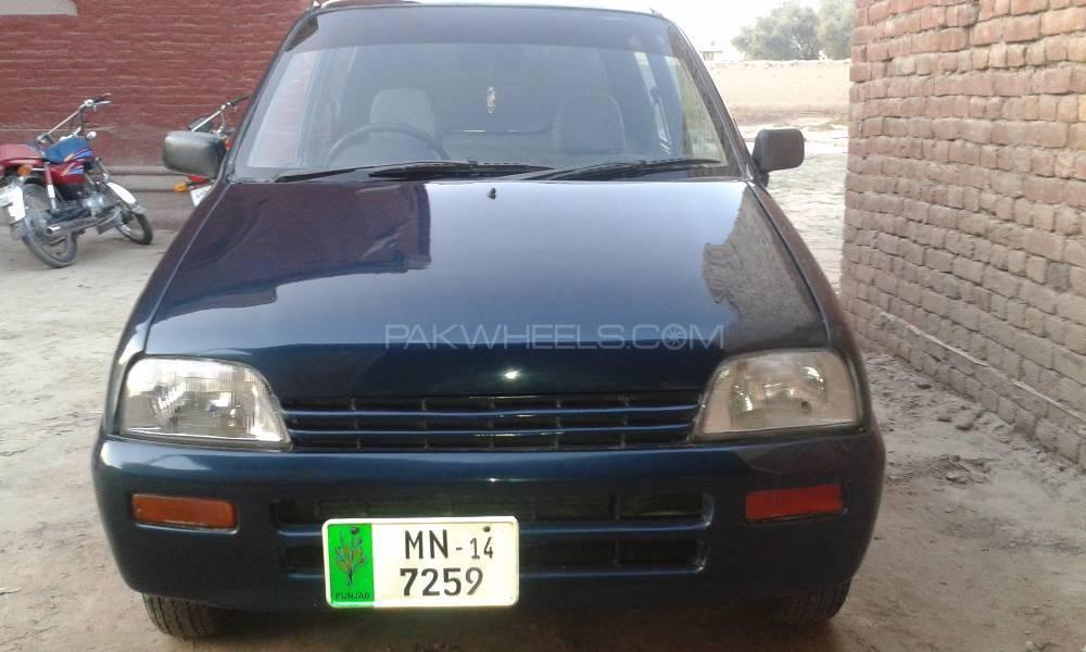 Suzuki Alto 1996 Image-1