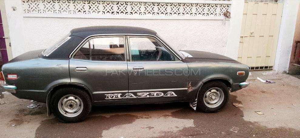 mazda 808 1977 for sale in abottabad pakwheels. Black Bedroom Furniture Sets. Home Design Ideas