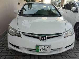 Honda Civic VTi Prosmatec 1.8 i-VTEC 2010 for Sale in Lahore