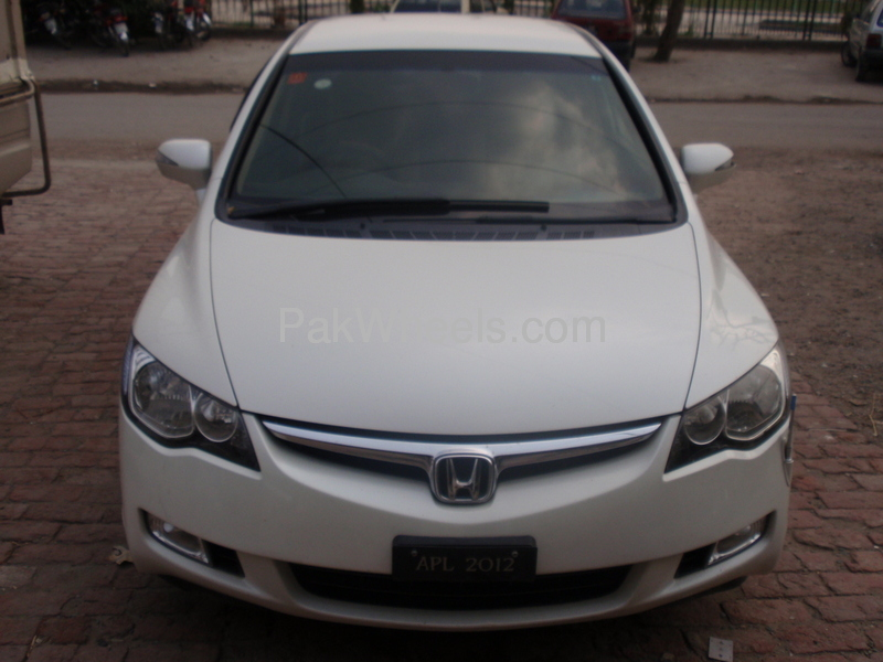 used honda civic hybrid 2006 car for sale in lahore 471470 pakwheels. Black Bedroom Furniture Sets. Home Design Ideas