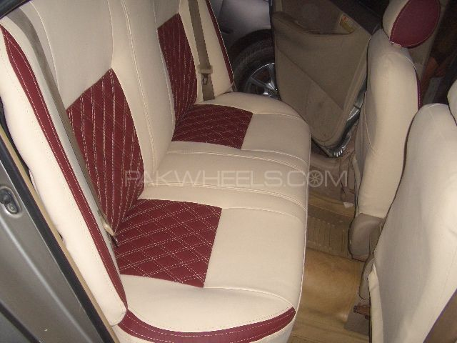 car seat cover toyota corolla for sale in karachi parts accessories 2230290 pakwheels. Black Bedroom Furniture Sets. Home Design Ideas