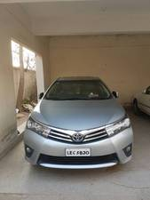 Toyota Corolla Altis Grande CVT-i 1.8 2015 for Sale in Rawalpindi