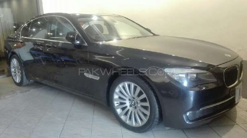 bmw 7 series 730d 2009 for sale in lahore pakwheels. Black Bedroom Furniture Sets. Home Design Ideas