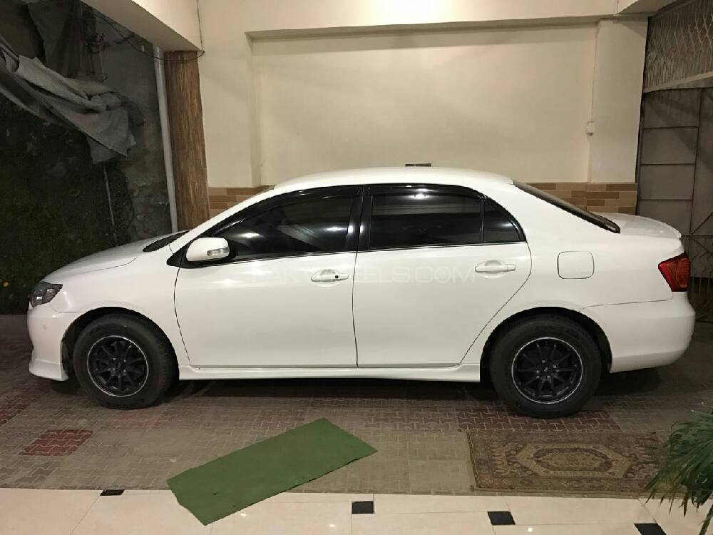 Imported Toyota Corolla Axio Cars