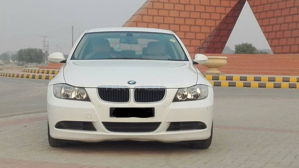bmw 3 series 320d 2008 for sale in lahore pakwheels. Black Bedroom Furniture Sets. Home Design Ideas