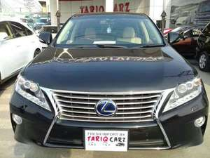 Lexus RX Series 450H 2013 for Sale in Lahore