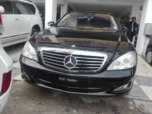 Mercedes Benz S Class S500 2006 for Sale in Islamabad