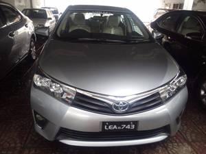 Toyota Corolla GLi 1.3 VVTi 2015 for Sale in Multan