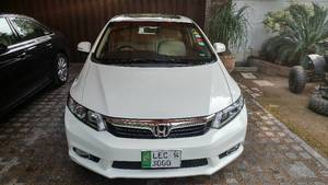 Honda Civic VTi Oriel Prosmatec 1.8 i-VTEC 2014 for Sale in Lahore