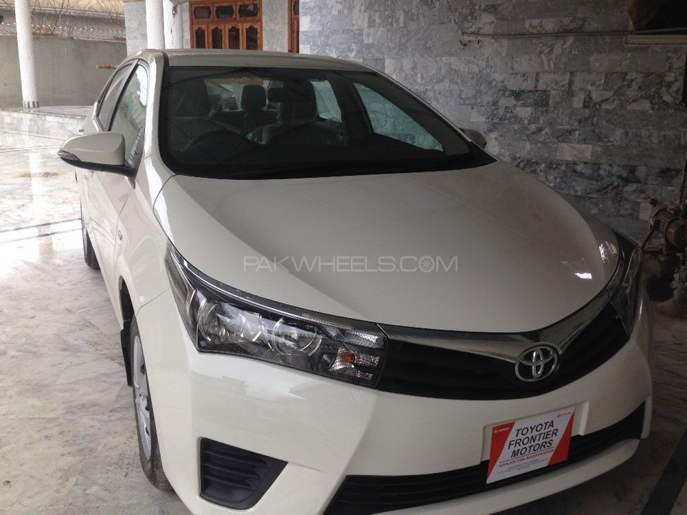 toyota corolla xli vvti 2017 for sale in peshawar pakwheels. Black Bedroom Furniture Sets. Home Design Ideas