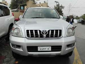 Toyota Prado TX Limited 3.4 2003 for Sale in Lahore