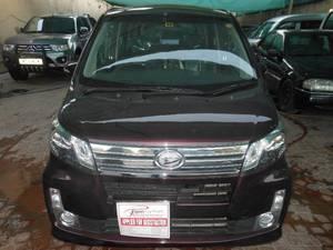 Daihatsu Move Custom X 2013 for Sale in Lahore