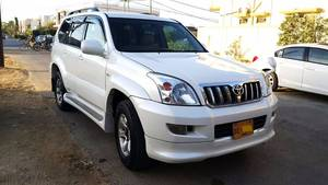 Toyota Prado TX 2.7 2003 for Sale in Karachi