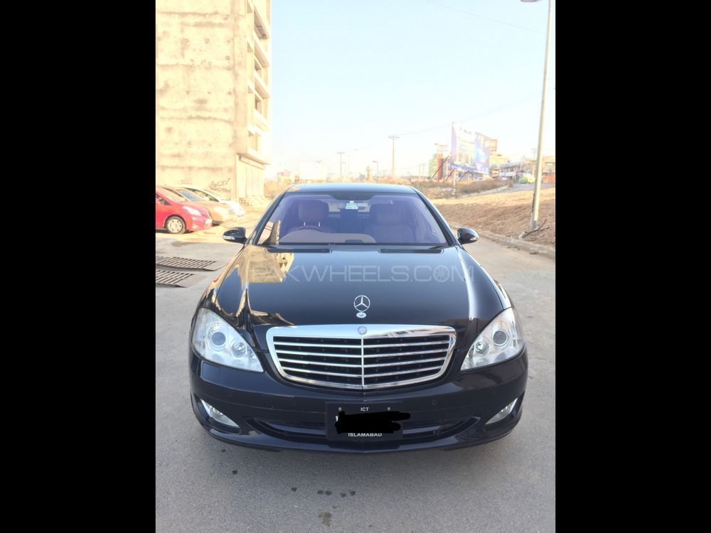 Mercedes benz s class s600 2008 for sale in islamabad for Mercedes benz 2008 s550 for sale
