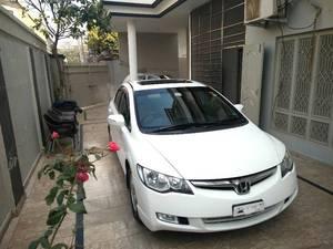 Honda Civic VTi Oriel Prosmatec 1.8 i-VTEC 2011 for Sale in Jehlum