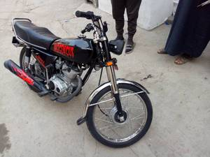 Honda CG 125 2015 for Sale in Islamabad