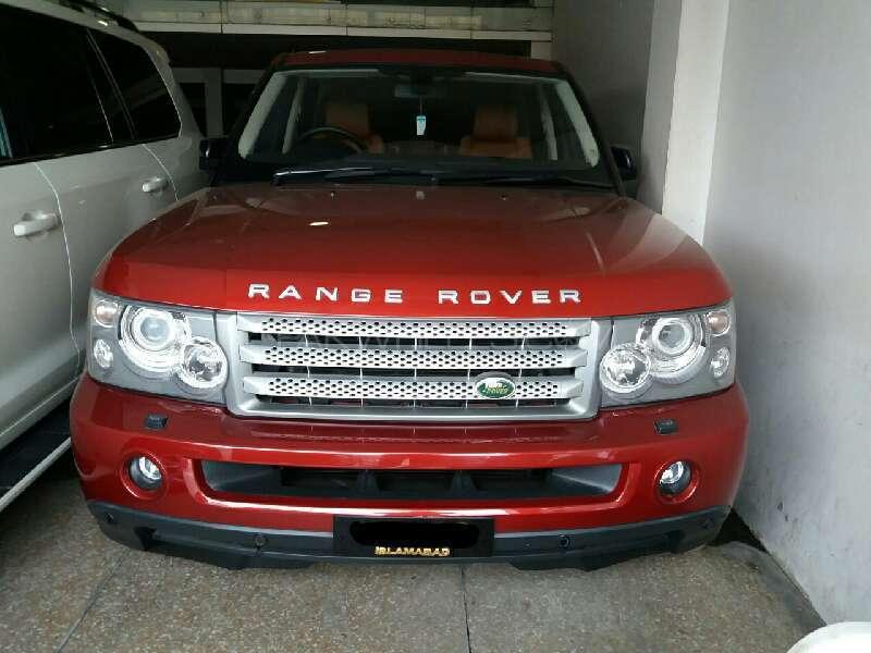 Range Rover Sport 2007 Image-1