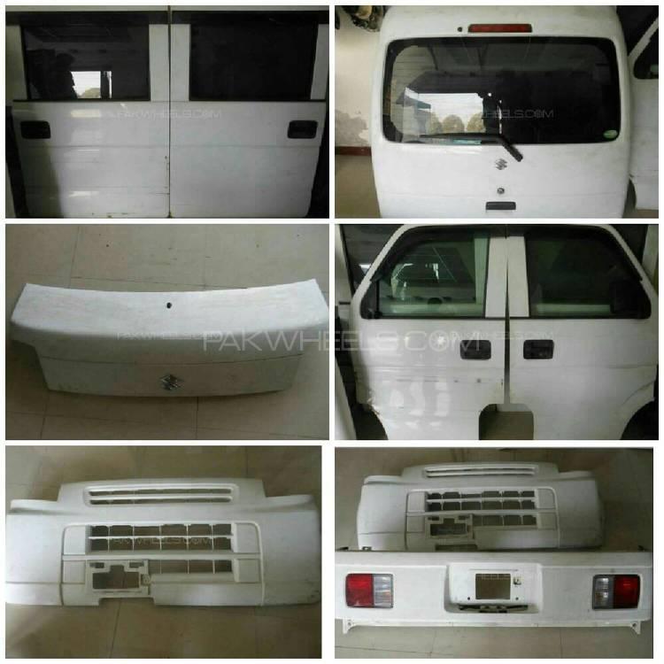 Suzuki Every Complete Exterior Image-1