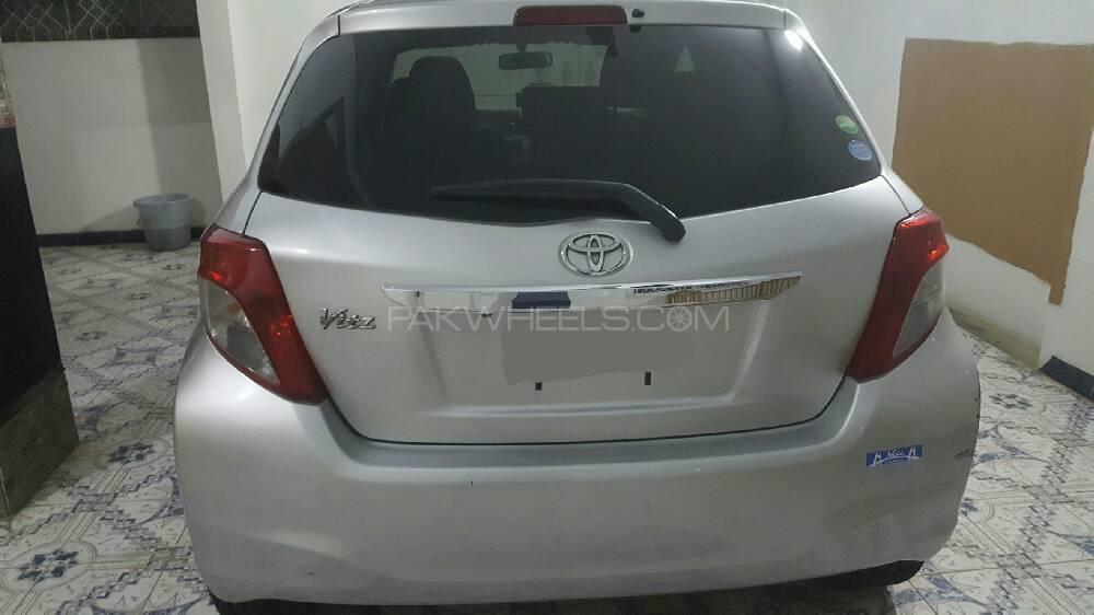 Car Tracker Pakistan >> Toyota Vitz F Smile Edition 1.0 2012 for sale in Karachi   PakWheels