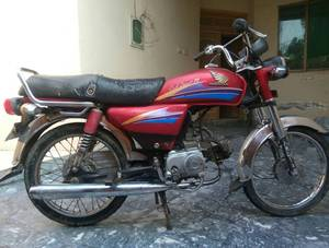 Honda CD 70 2006 for Sale in Sargodha
