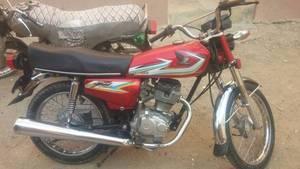 Yamaha YBR 125G 1983 for Sale in Karachi