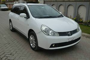 Nissan Wingroad 15M V Limited 2007 for Sale in Lahore