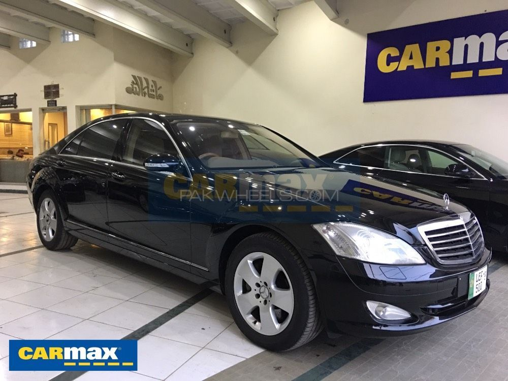 Mercedes benz s class s500 2007 for sale in lahore pakwheels for Used mercedes benz rims for sale