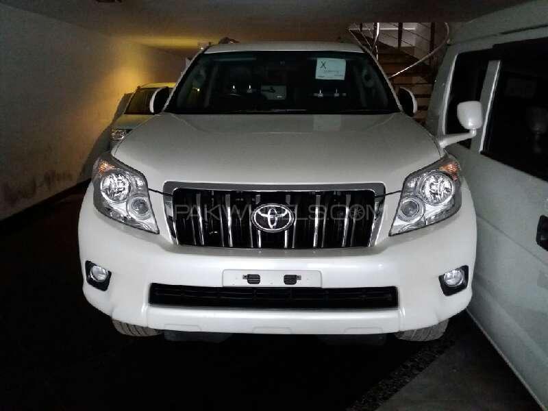 Toyota Prado TX 2.7 2012 Image-1