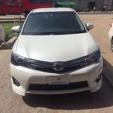 Toyota Corolla Fielder Hybrid 2014 for Sale in Lahore