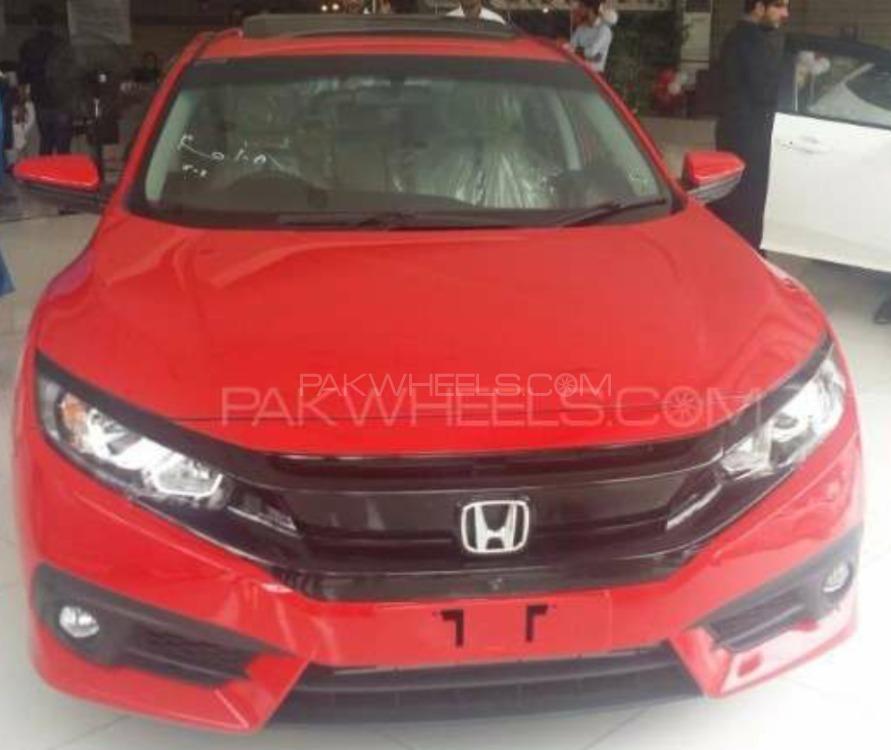Used Car Warranty Turbo: Honda Civic Turbo 1.5 VTEC CVT 2017 For Sale In Lahore