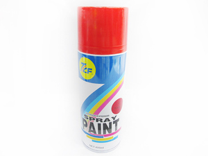 7CF Paint Spray - Red 23 400ml in Lahore