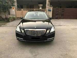 Mercedes Benz E Class E200 2012 for Sale in Lahore