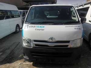 Toyota Hiace GL 2013 for Sale in Karachi
