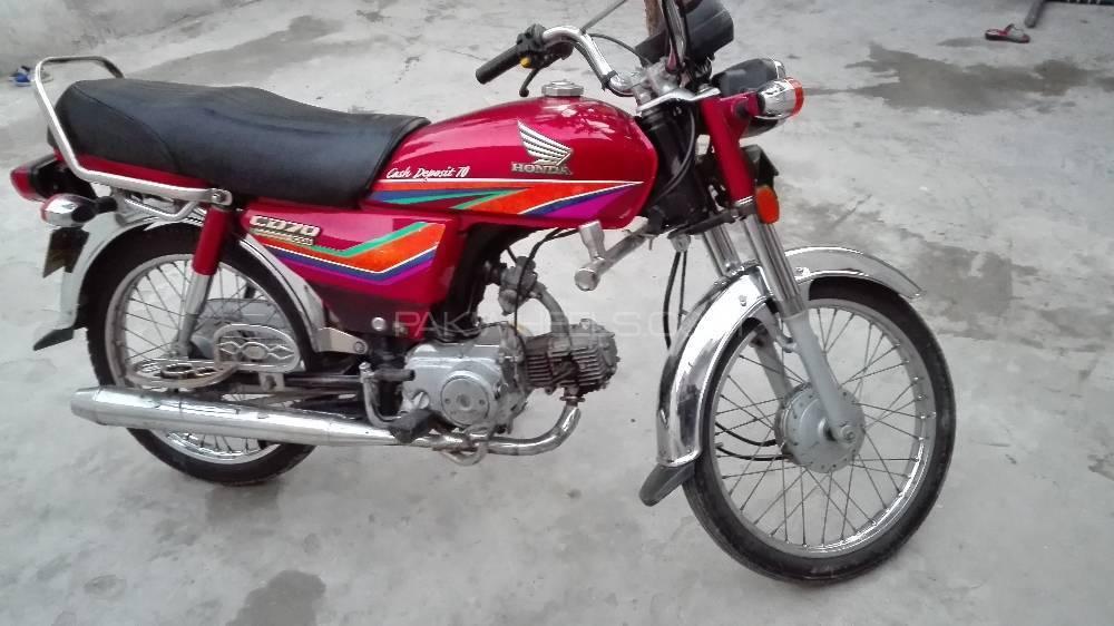 used honda cd 70 2011 bike for sale in sahiwal - 177823   pakwheels