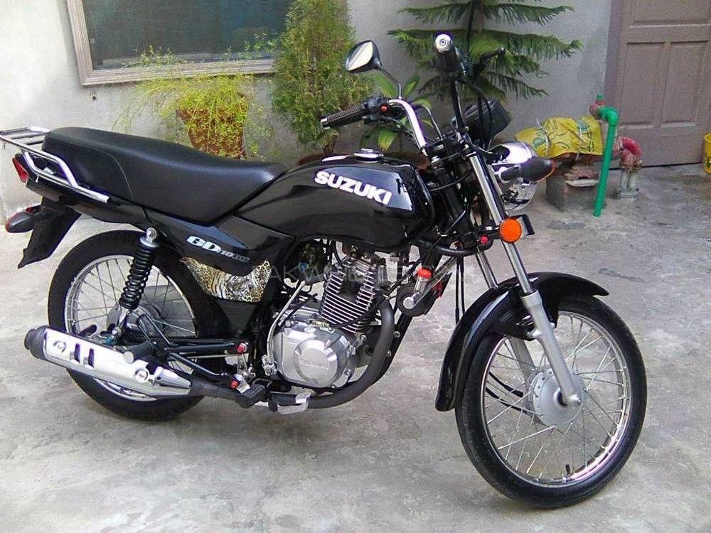 Suzuki Gd