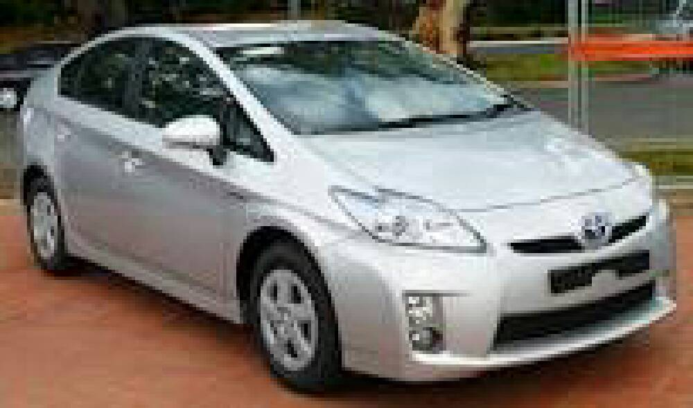 Toyota Prius S My Coorde 1.8 2011 Image-1